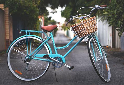 C Nel Classic Uk 30x9x17 cycles vintage bike 7 speed in aqua vintage
