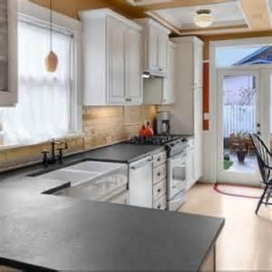 Honed Granite Countertops Honed Absolute Black Granite Countertops Knockoff For