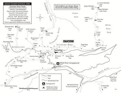 burroughs park field map file nps mount rainier trail map gif wikimedia
