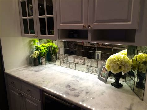 mirror tile backsplash kitchen builder s glass antique mirror tile backsplash kitchen