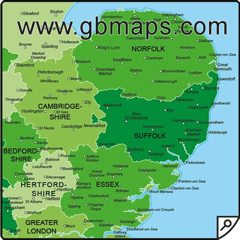 us map of county boundaries uk county boundary maps and uk parlimentary constituencies