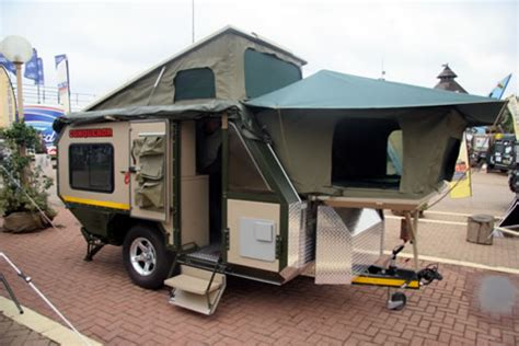Compact Bathroom Designs by 5 Off Road Camping Trailer Options