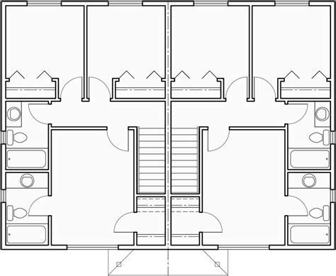 duplex house plans 3 bedrooms duplex house plans small duplex house plans 3 bedroom d 036