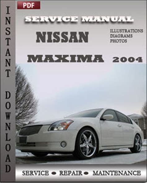 car manuals free online 2004 nissan maxima transmission control 2004 nissan maxima owners manual pdf blog archives hopebackuper