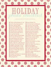 christmas photo traditions holiday photo checklist