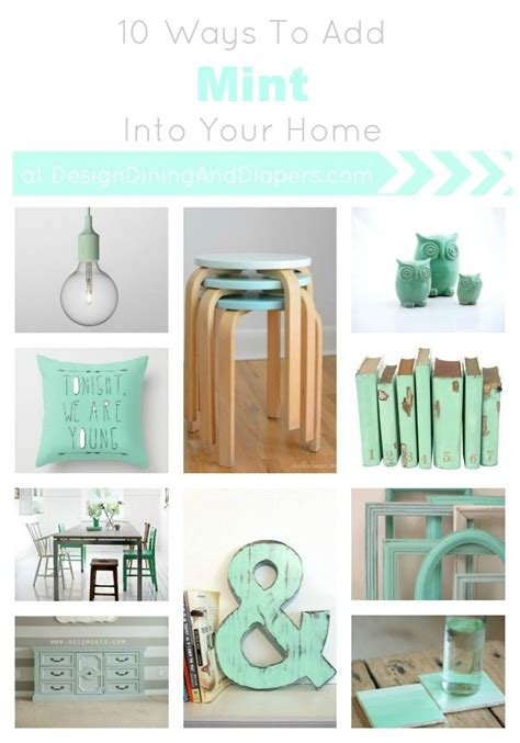 mint home decor 25 best ideas about mint rooms on