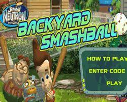 Backyard Baseball Jimmy Neutron Jimmy Neutron Gamesforgirls247