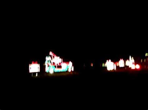 christmas lights vasona lake park los gatos pt 3 youtube