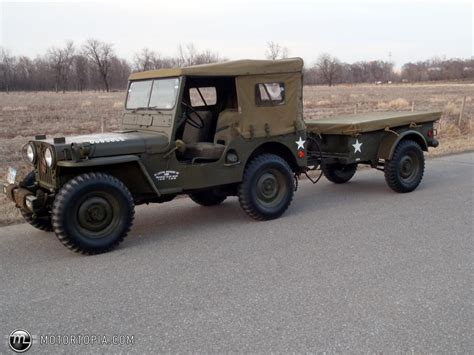 Willys Army Jeep Jeeps Willys Ford And Hotchkiss Review Ebooks