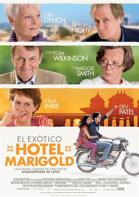 film india hotel marigold el ex 243 tico hotel marigold pel 237 cula 2011 sensacine com