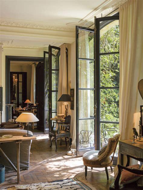 Inside Marie France Cohen, of Merci, Paris home   lorrie