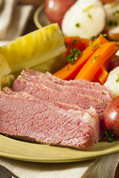 corned beef and cabbage recipe alton brown food network 17 best images about st patrick s day on pinterest