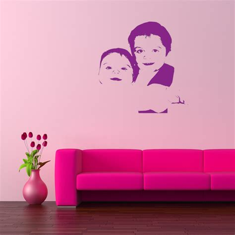 customized wall stickers personalized wall decals quotes quotesgram