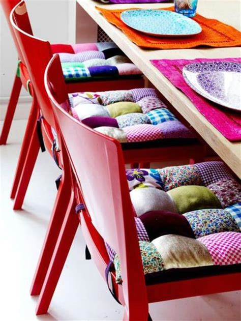 Patchwork Decorations - 25 modern decor ideas in patchwork style