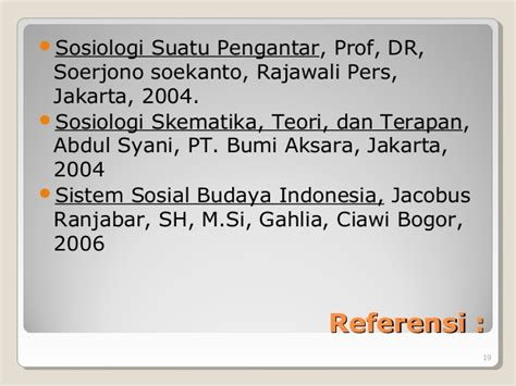 Ilmu Sosial Dasar By Herimanto Winarno Bumi Aksara implementasi sistem sosial budaya indonesia