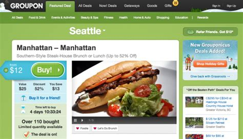 groupon deals goodbye to daily deals groupon emphasizes always on deals