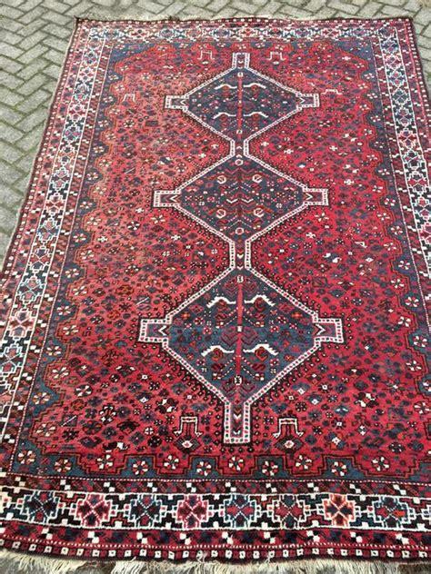 Oud Perzisch Tapijt by Oud Perzisch Tapijt Shiraz 206 X 300 Cm