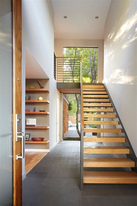 Pretty Wood Stair Treads Method San Francisco Contemporary