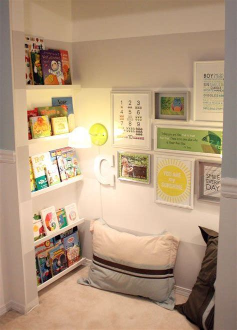 Closet Reading Nook by Transform Your Closet To A Sensory Escape Reading Nook