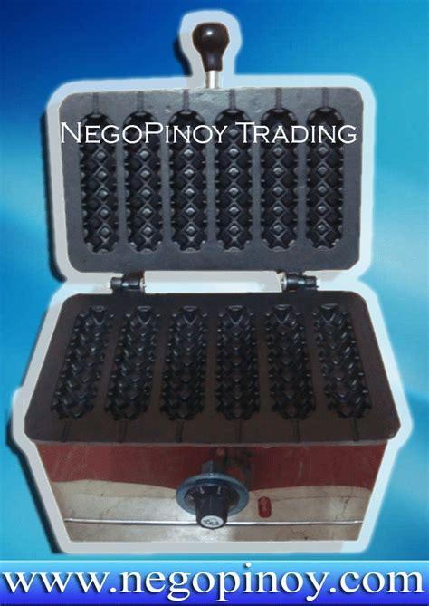 Teflon Maker heavy duty teflon waffle maker 171 negopinoy trading