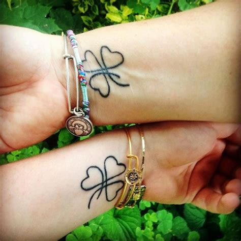 30 cool mother daughter tattoos designlint