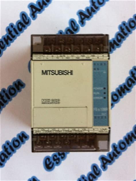 Plc Mitsubishi Fx1s 10mr Fx1s10mr Fx 1s 10mr Fx 1s 10mr Fx 1s 10 Mr Essential Automation Ltd Mitsubishi Melsec Fx1s 10mr Es
