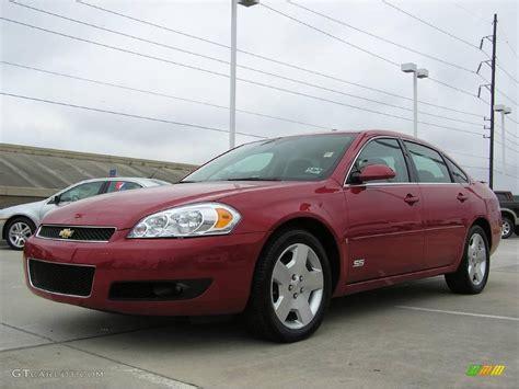 impala ss 2008 specs