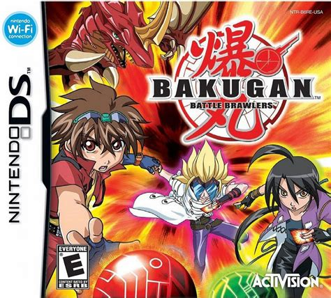 bakugan battle brawlers bakugan battle brawlers ds review any