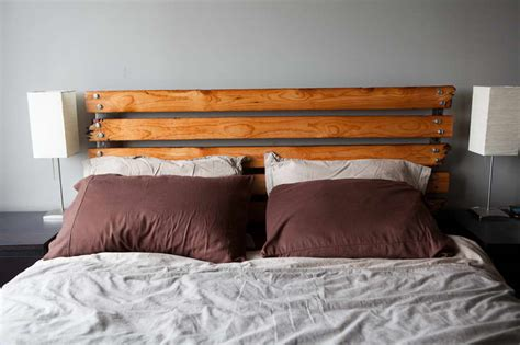 plank headboard 20 beds with beautiful wooden headboards