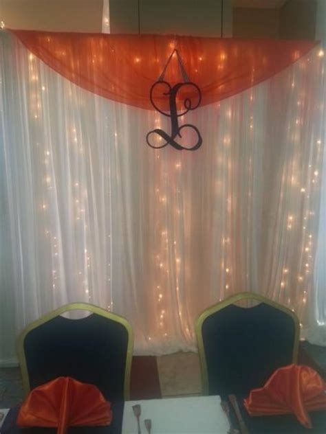wedding wall drapery rental pipe and draping wedding wall draping cafe lighting
