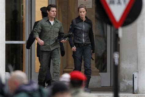 tom cruise all film tom cruise and emily blunt film all you need is kill