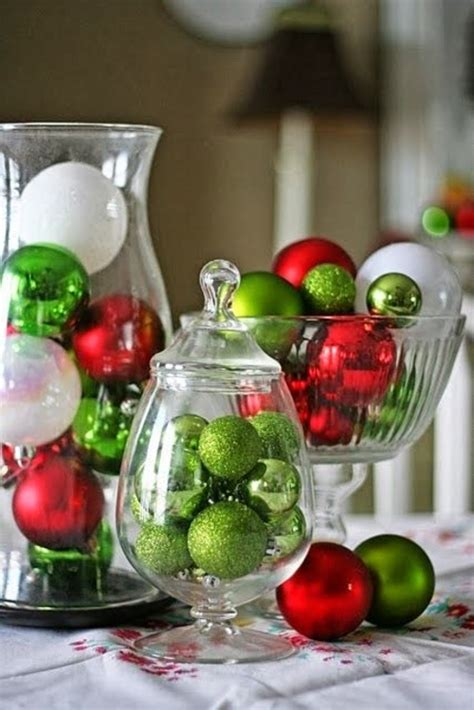 creative holiday centerpieces