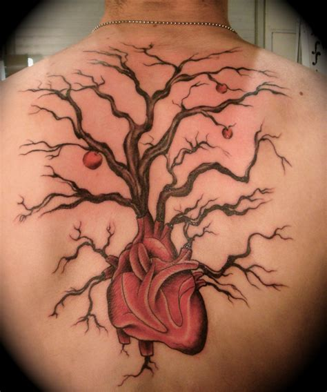 heart tree tattoo tattoos and designs page 20