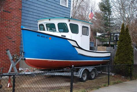 lobster boat for sale in ma 21 foot boats for sale in ma boat listings