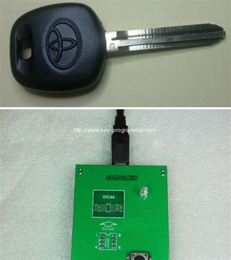 how to use toyota 4d g chip key programmer car key