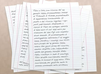 testamento olografo erede universale percorsi giuffr 232 esame avvocato traccia dell 11