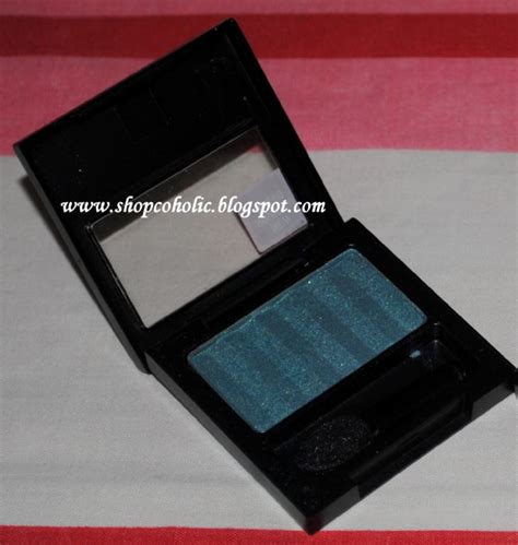 Eyeshadow Revlon Review revlon luxurious color eyeshadow peacock lustre reviews photos makeupalley
