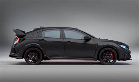 honda civic type r 2017 2017 honda civic type r prototype to debut at sema