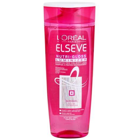 Loreal Elseve l or 233 al elseve nutri gloss luminizer shoo for