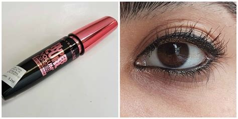 Maybelline Mascara Hypercurl Volume Express maybelline hypercurl the volume express mascara waterproof review