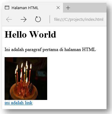 Pemrograman Web belajar pemrograman web html dasar teknojurnal