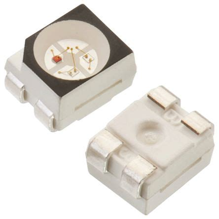 Jual Led Smd Rgb 150141m173100 wurth elektronik wl sftw 470 520 625 nm 3 rgb led 4 pin 3528 1411 clear