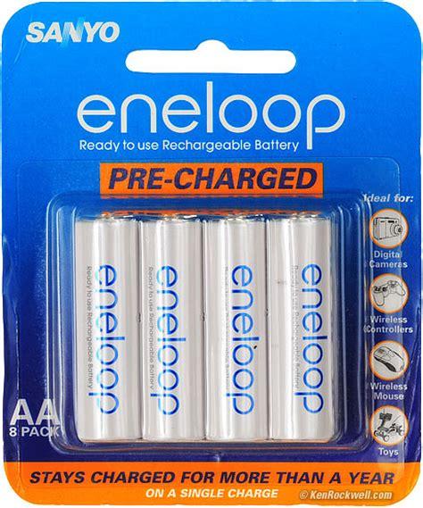Baterai Batere Sanyo Enelop Aa Rechargeable Bisa Di Cas Ulang 1 sanyo eneloop batteries