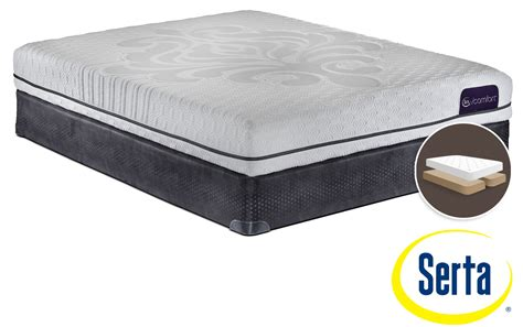 serta i comfort mattress serta icomfort eco levity firm king mattress and split