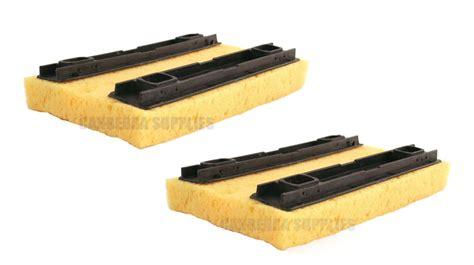 Squeezy Floor Mops by 2 X Bentley Mop Squeezy Sponge Refills Pack