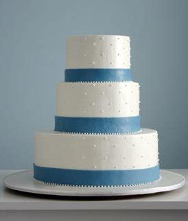 Blue Ribbon Cake Decorating by Wedding Cakes Pictures Light Blue Ribbon Cakes