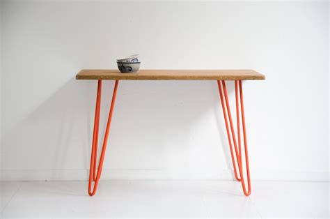 interior diy project make a new table with industrial