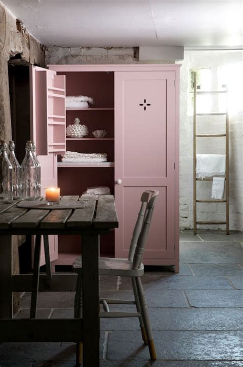 devol bathrooms pantry in pink the devol journal devol kitchens