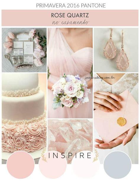 tendencias bodas 2016 2017 hispabodas decoraci 243 n de bodas en rosa cuarzo y azul serenity 30 ideas