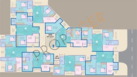 floorplan 1 bk developers inc 1 bhk 1t apartment for sale in bandappa bk eternity